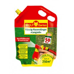 Trávníkové hnojivo dlouhodobé LL 100 B WOLF-Garten