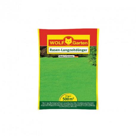 Trávníkové hnojivo WOLF-Garten dlouhodobé L-PE 500 - 9 kg