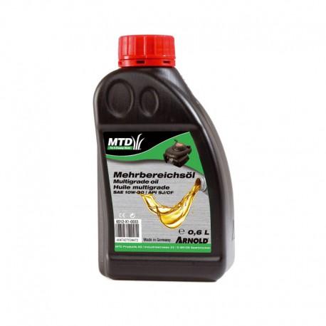 Motorový olej MTD SAE 10W-30